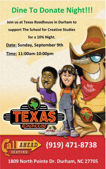 Texas Roadhouse 9.9.18 flyer2