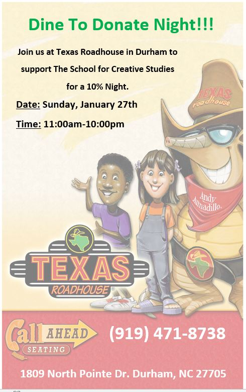 texas roadhouse flyer 1.27.19